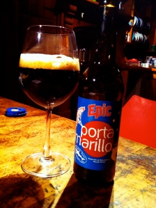 Epic and Dogfish Portamarillo