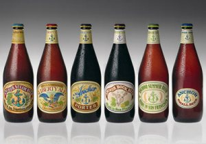 Anchor Brewing beers